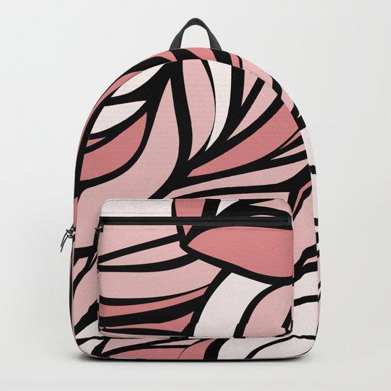 Coral seawing Backpack