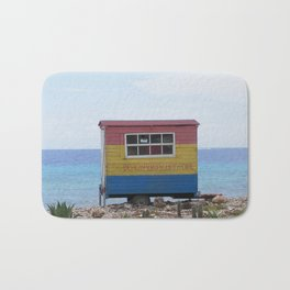 Welcome to Curacao Bath Mat