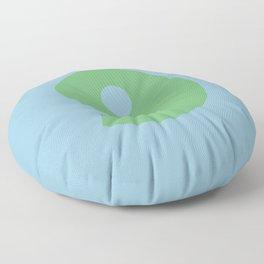 Number 9 Floor Pillow