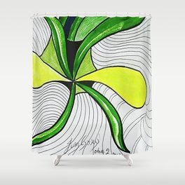 OTOÑO 2 Shower Curtain