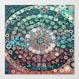 :: Sherbert Float :: Canvas Print