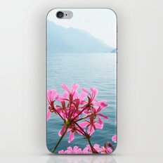 Italian Lakes iPhone & iPod Skin
