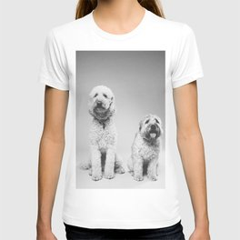 pooches T-shirt