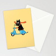 Scottie and Scooter Stationery Cards