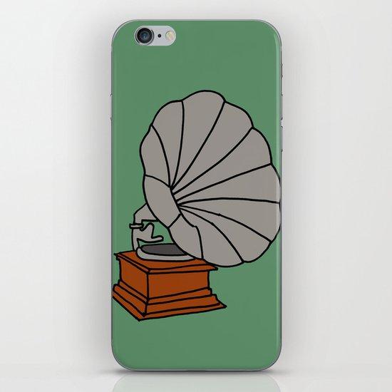 Grammophone iPhone & iPod Skin