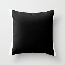 Those who hope in the Lord will soar on wings like eagles Throw Pillow