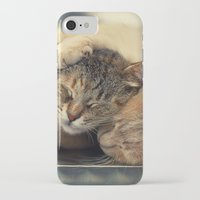 friendship iPhone & iPod Cases featuring Friendship by Ellen van Deelen