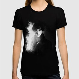 AMAZING SHERLOCK - BLACK & WHITE T-shirt