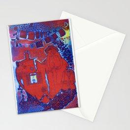 Mending a broken heart Stationery Cards
