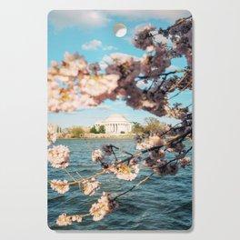 Jefferson Memorial 4 Cutting Board