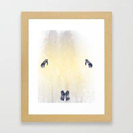 Stigmata Framed Art Print