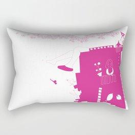 lo-cura Rectangular Pillow