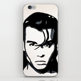 Cry Baby Walker iPhone Skin