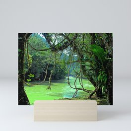Jungle - Guatemala Mini Art Print