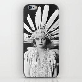 Indienne iPhone Skin