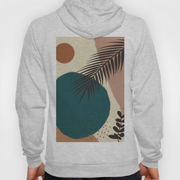 Fun Side of Life Abstract Art Hoody