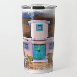clubhouse Travel Mug