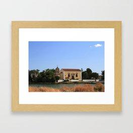 Zakynthos V Framed Art Print