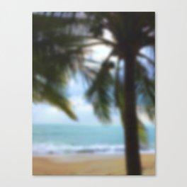 Wish you were here III Canvas Print