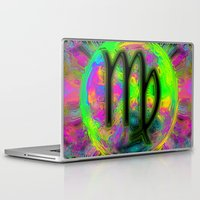 virgo Laptop & iPad Skins featuring Virgo by Synesthetic