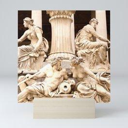Beautiful Sculptures #decor #society6 #buyart Mini Art Print