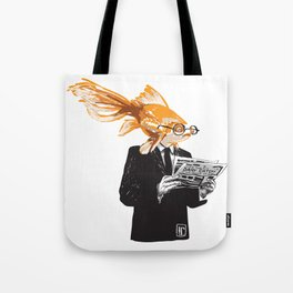 Daily Catch Tote Bag