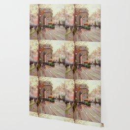 Triumphal arch Wallpaper
