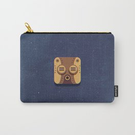 Steam Punk Mask Carry-All Pouch
