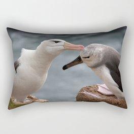 A mothers love Rectangular Pillow