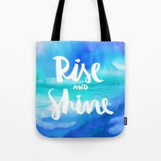 Rise & Shine [Collaboration with Jacqueline Maldonado] Tote Bag