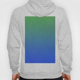 RESTING STATE - Minimal Plain Soft Mood Color Blend Prints Hoody