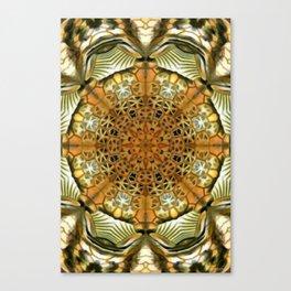 Animal Print Abstract Canvas Print