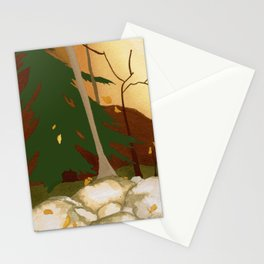 Fishing Tackle Stationery Cards