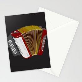 Accordi-On Stationery Cards