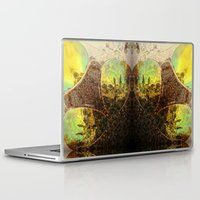 sunglasses Laptop & iPad Skins featuring Sunglasses by MICALI/ M J