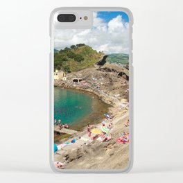 Islet of Vila Franca do Campo Clear iPhone Case