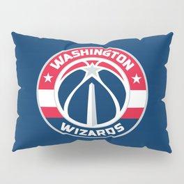 WashingtonWizards Logo Pillow Sham