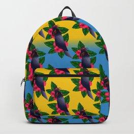 Palm Cockatoo (Probosciger aterrimus) Backpack