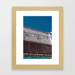 San Francisco XII Framed Art Print