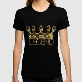 LEGEND CROWN T-shirt