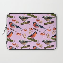 Bullfinches Laptop Sleeve