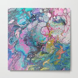 Spring Time Orchestra Metal Print