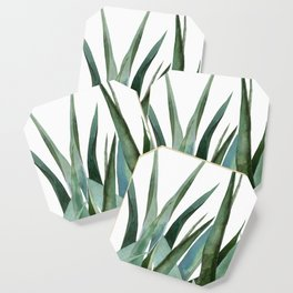Agave leaves Coaster