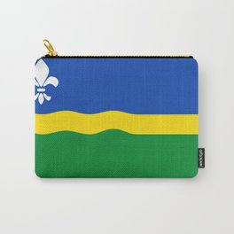 Flag of Flevoland Carry-All Pouch