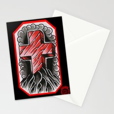 cross of ages Stationery Cards