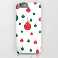 Chistmas balls iPhone 6s Slim Case