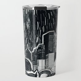 Humanity Rising Travel Mug