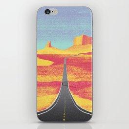 DREAM VACATION / Utah, US iPhone Skin