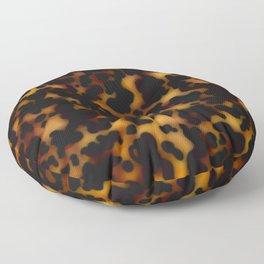 tortoiseshell tortoise shell  Floor Pillow