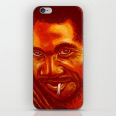 up in smoke! iPhone & iPod Skin